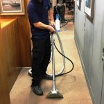 All Clean Carpet Cleaning Technician