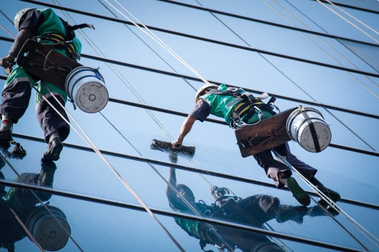 What type of Window Cleaning do you need?