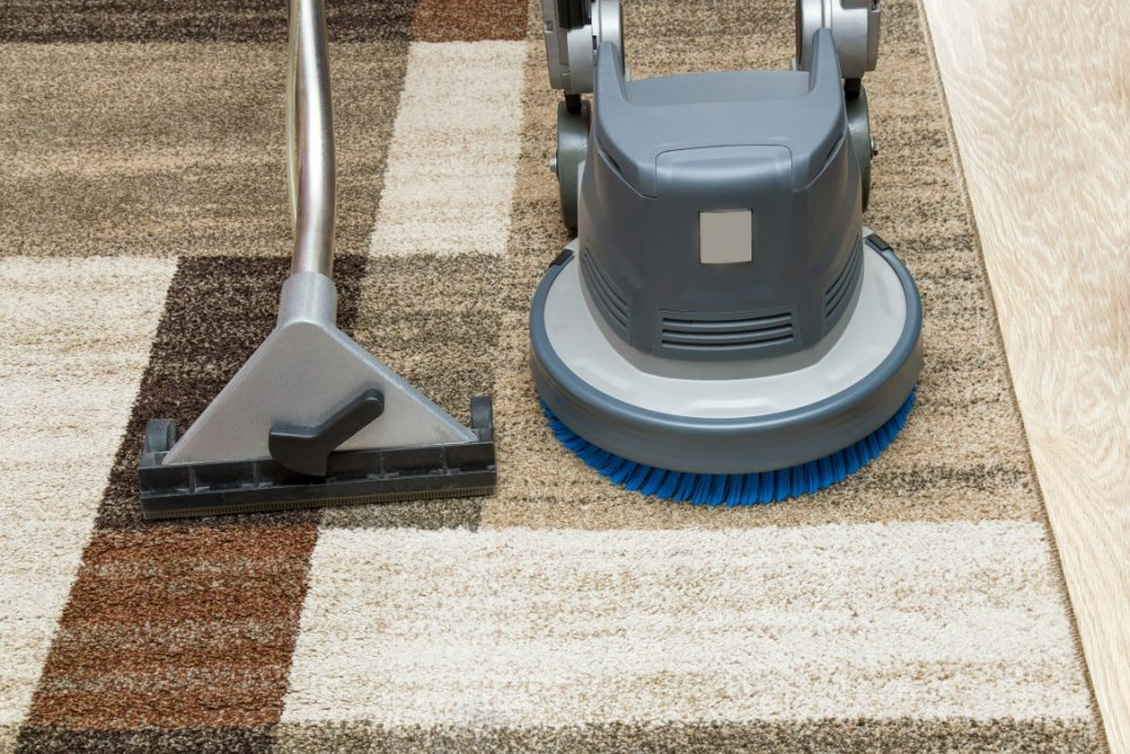 How clean are your carpets?